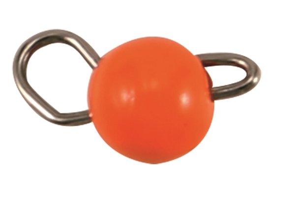 Tungsten Cheburashka 0,6g, orange