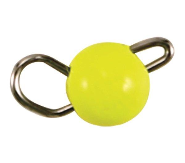 Tungsten Cheburashka 1g, gelb