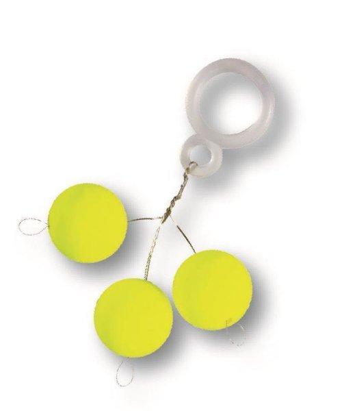 Fixpilot rund gelb 21mm