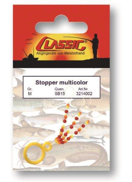 Stopper multicolor L