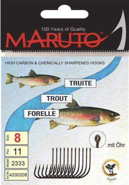 Maruto Forelle m.Oehr gunsmoke