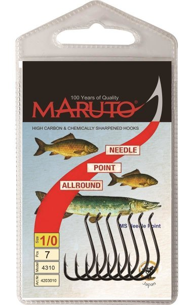 Maruto MS Needle Point gs Gr.1/0 (4310)