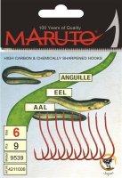 Maruto Wurm/Aal rot